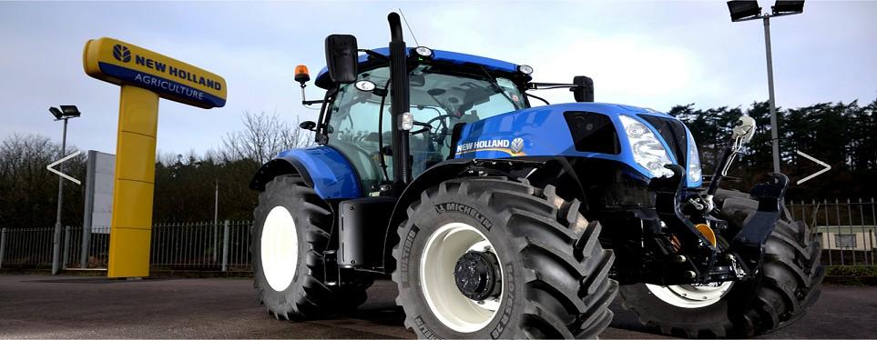 New Holland Dealership : Mc s agri sales new holland main dealer